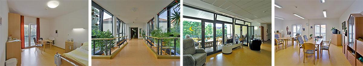 Pflegeheim Erfurt Innen Flur Zimmer Aufenthalträume